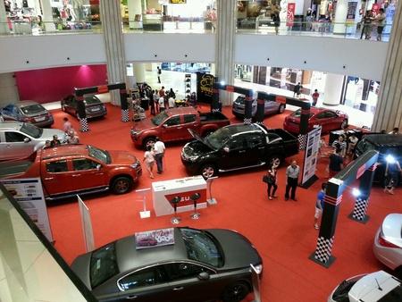 クラン モール、マレーシアで自動車公正