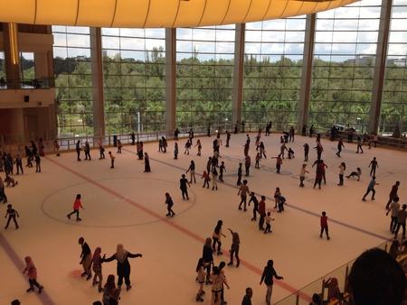 氷リング プトラジャヤ IOI モール