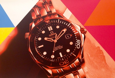 branded: Omega Watch