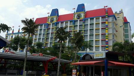 レゴランド ホテル JB