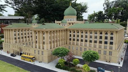 レゴランド建物構造