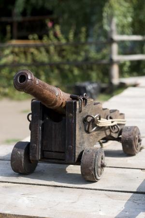 cossacks: old cossacks weapon Stock Photo