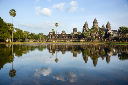 Angkor Wat, Siem Reap, Famous place of Cambodia