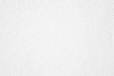 closeup of white plaster wall texture background Imagens