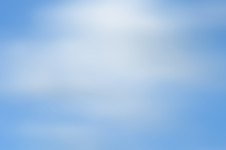 Abstract sky blue blurred background for web design