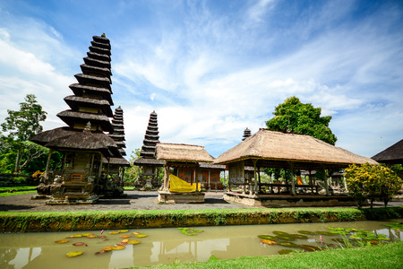 Taman Ayun Temple Pura Taman Ayun is a royal temple of Mengwi Empire located in Mengwi Badung regency that is famous places of interest in Bali. 新闻类图片