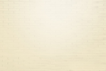 light interior: light beige brick wall texture or pattern for background and backdrop, architectural element in urban concept, retro or vintage style Stock Photo