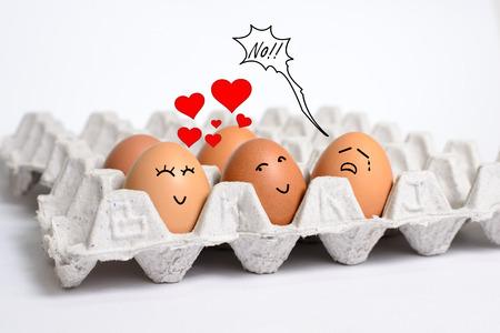 happening: Story of love s eggs