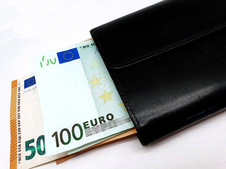 Cash in your wallet