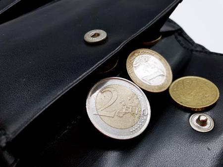 Cash in your wallet Banco de Imagens - 107141843