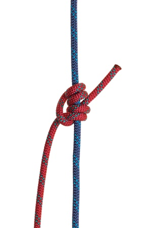 bonding rope: Blakes Hitch