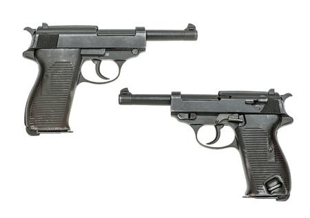 German pistol Model 1938 , Walther P38 photo