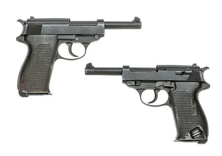 german handgun: German pistol Model 1938 , Walther P38