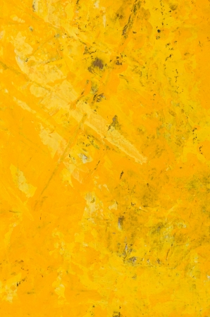 yellow abstract acrylic background photo