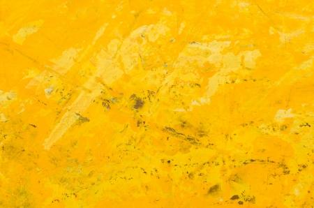 yellow abstract acrylic background photo