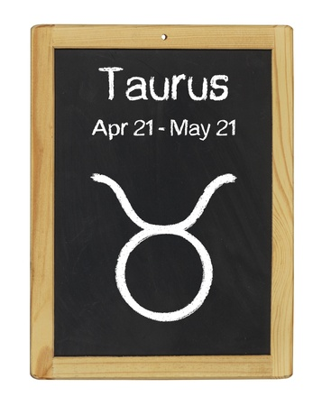 zodiac sign Taurus Stock Photo - 17754421