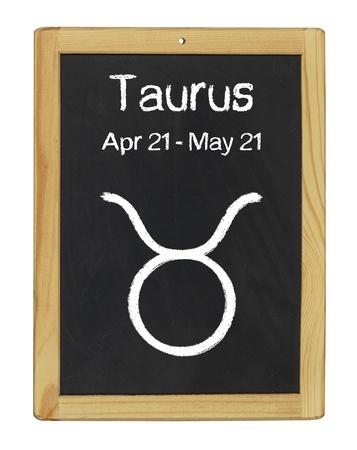 zodiac sign Taurus Stock Photo - 17754421