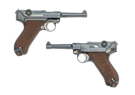 german gun  photo