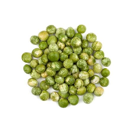 green peas: Heap of green peas