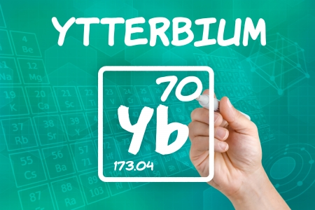 lanthanide: Symbol for the chemical element ytterbium