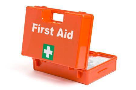 First Aid Kit  版權商用圖片