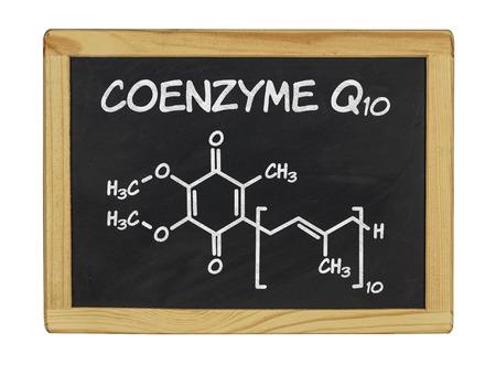 chemical formula of coenzyme q10  photo
