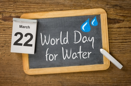 wold: Wold Day for Water, March 22