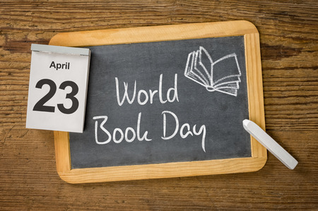World Book Day, April 23 photo