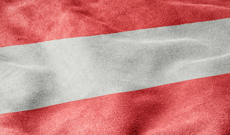 Flag of Austria photo