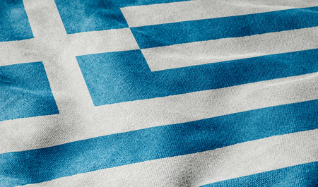 Flag of Greece photo