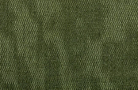 Olive green cotton texture