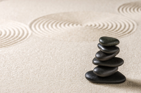 Japanse zentuin