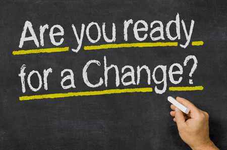Are you ready for a Change? photo