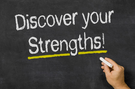 strong message: Discover your Strengths