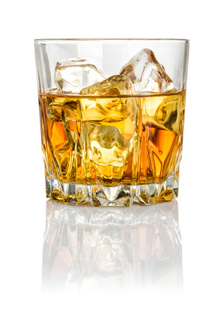 whisky: Whisky on the rocks