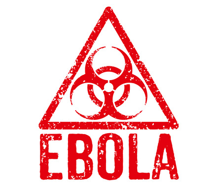 Red Stamp - Ebola photo