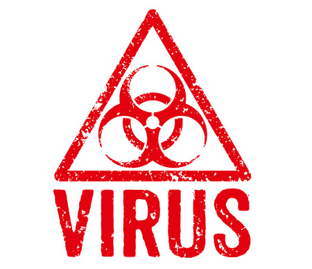 contagious: Red Stamp - Virus