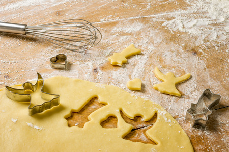 cookie cutter: Butter cookies