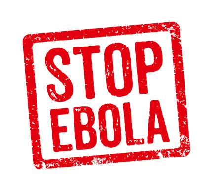 ebola: Red Stamp - Stop Ebola