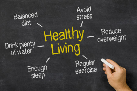 Healthy Living 写真素材