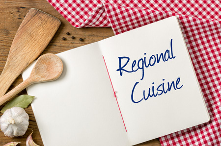 Regional Cuisine Фото со стока - 37568159