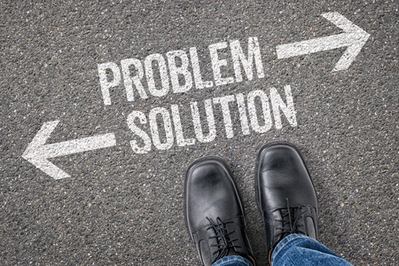 problem solution: Decision at a crossroad - Problem or Solution
