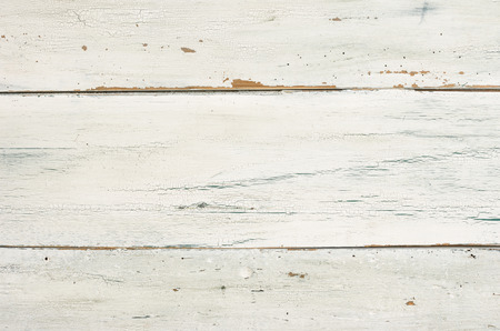 patina: White weathered wooden boards