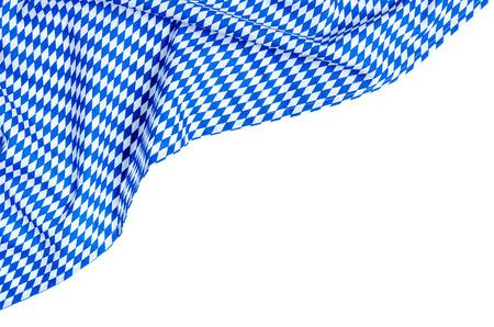 White blue diamond pattern on a white background