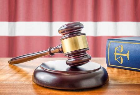 관행과 법률 도서 - 라트비아 스톡 콘텐츠
