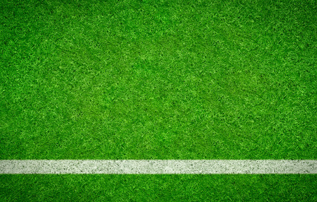 green line: Green Football background with a horizontal line
