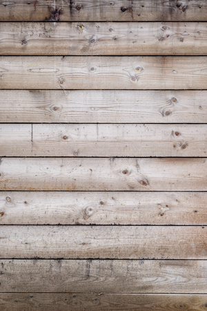 Weathered gray wooden background Reklamní fotografie - 64930349