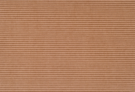 corrugated cardboard: Brown corrugated cardboard background Stock Photo