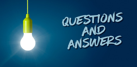 business idea: Glowing light bulb - Questions and Answers
