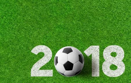 축구 배경 2018